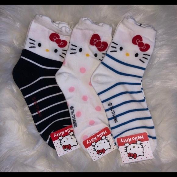 Other - Hello Kitty Socks